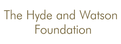 Hyde and Watson Foundation logo