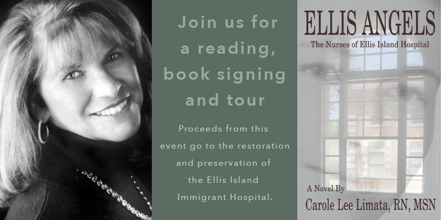 Meet Carole Limata – Author, Ellis Angels