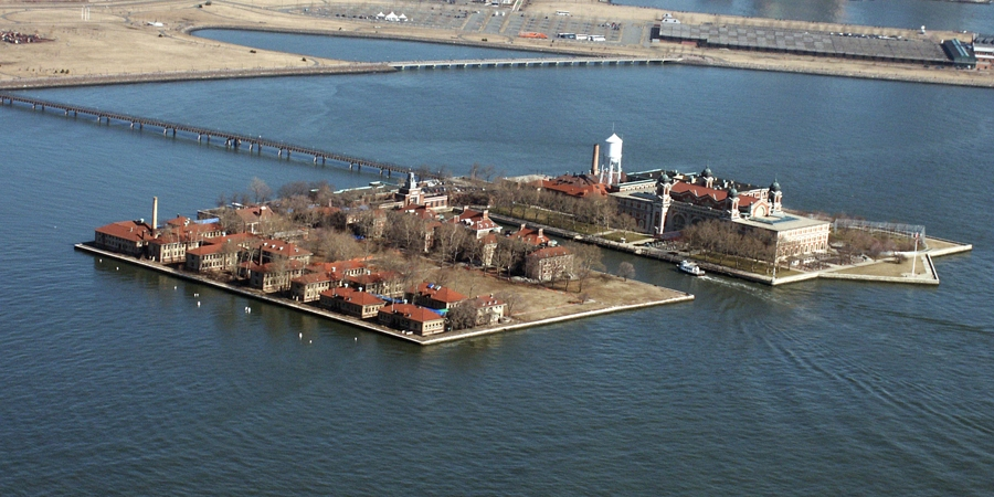 On The Other Side with Save Ellis Island