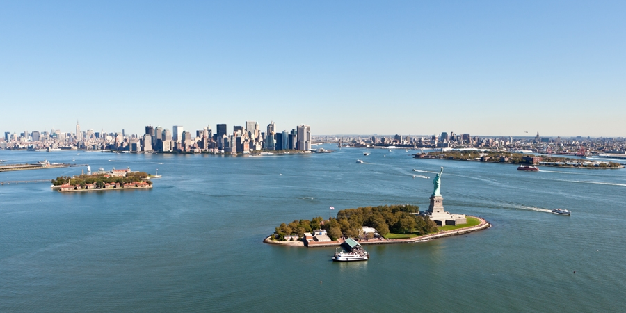 American Express Gives $100,000 Grant to Support Save Ellis Island, Inc.
