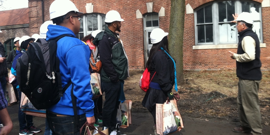 The Other Side – Hard Hat Tours